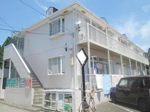 柏市Vアパート 屋根外壁塗装リフォーム後2