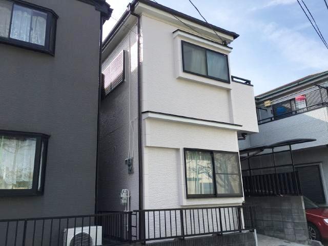 江戸川区I様邸屋根外壁塗装リフォーム