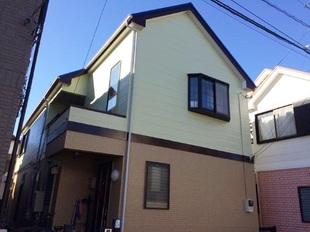 松戸市O様邸 屋根外壁塗装リフォーム後