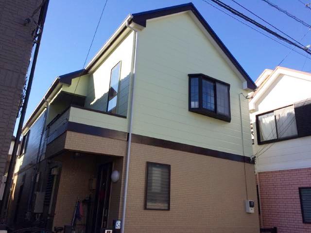 松戸市O様邸 屋根外壁塗装リフォーム