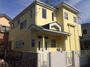 柏市F様邸 屋根外壁塗装リフォーム後3