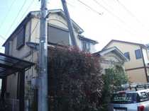 柏市K様邸 屋根外壁塗装リフォーム前3