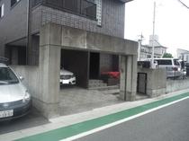 足立区M様邸 コンクリート再生塗装前