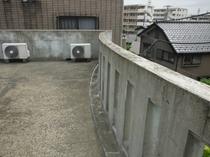 足立区K様邸 コンクリート再生塗装リフォーム前2