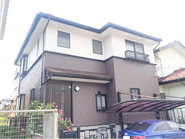 松戸市K様邸 屋根カバー工法・外壁塗装リフォーム