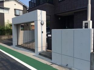 足立区M様邸 コンクリート再生塗装リフォーム後3