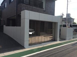 足立区M様邸 コンクリート再生塗装リフォーム後2