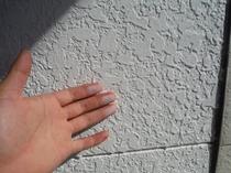 柏市I様邸 外壁塗装リフォーム前2