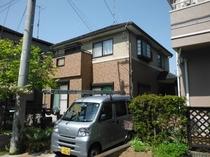 松戸市S様邸 屋根カバー・外壁塗装リフォーム前