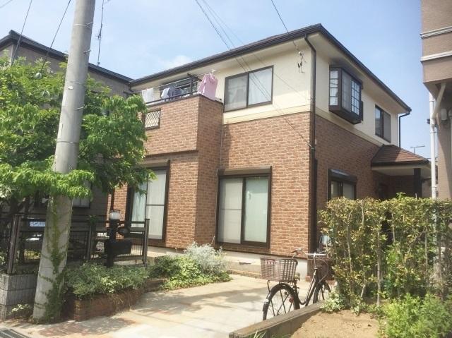 松戸市S様邸 屋根外壁塗装リフォーム