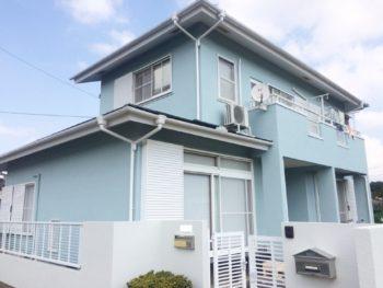 野田市H様邸 屋根外壁塗装リフォーム