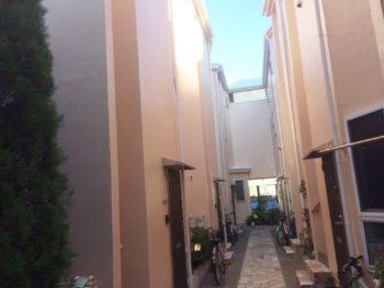 文京区アパート屋根外壁塗装リフォーム