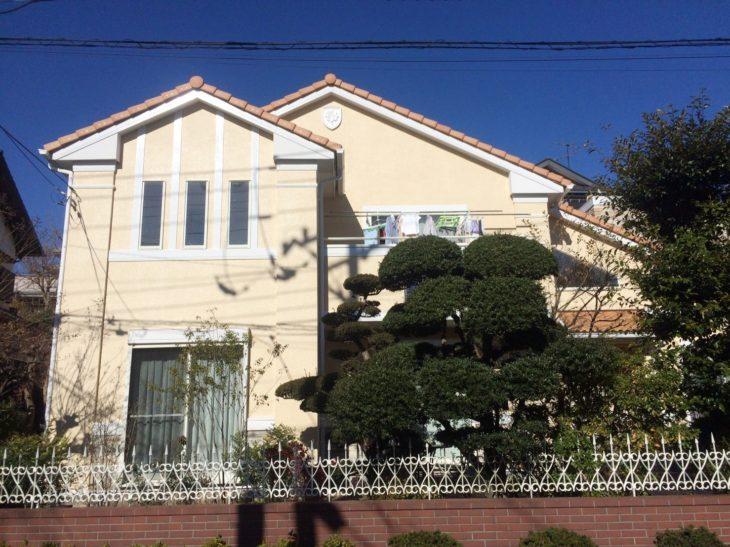 鎌ヶ谷市K様邸 外壁塗装リフォーム