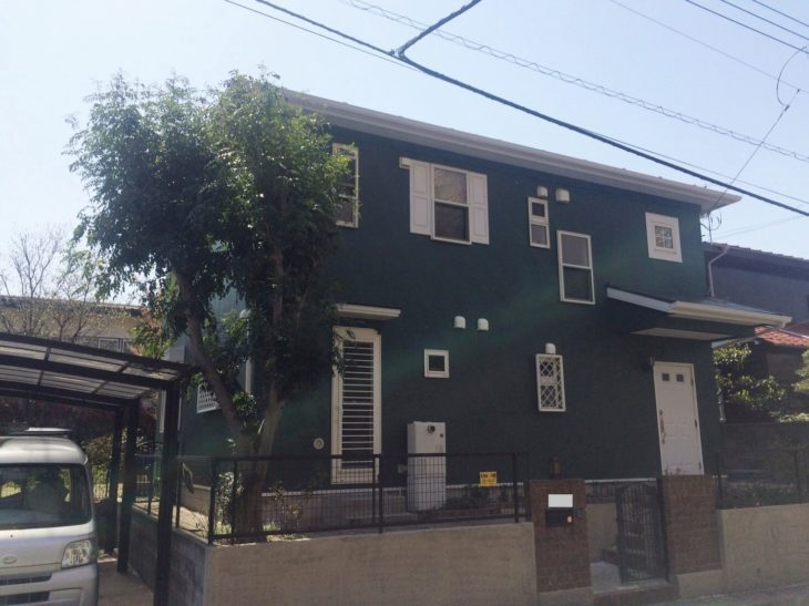 流山市T様邸 屋根外壁塗装リフォーム