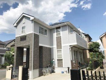 松戸市K様邸 屋根外壁塗装リフォーム