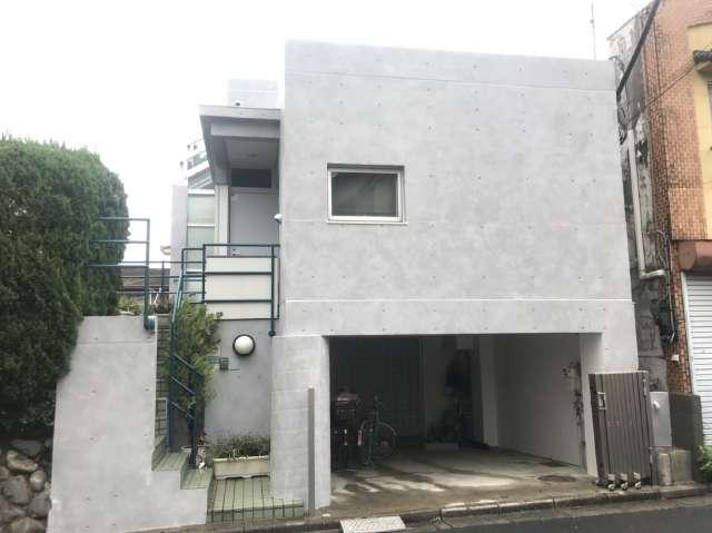練馬区Y様邸 コンクリート再生塗装