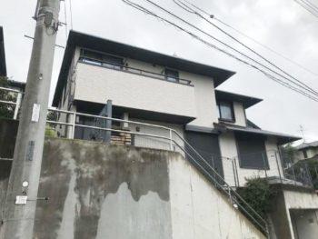 我孫子市N様邸 屋根外壁塗装リフォーム