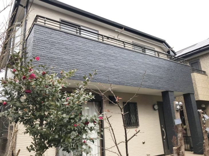 我孫子市Y様邸 屋根カバー・外壁塗装リフォーム