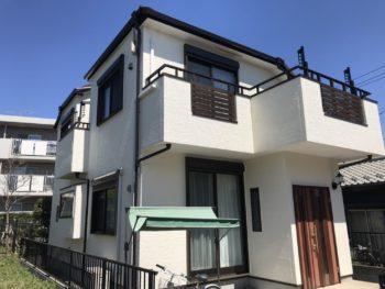 船橋市O様邸 屋根カバー・外壁塗装リフォーム