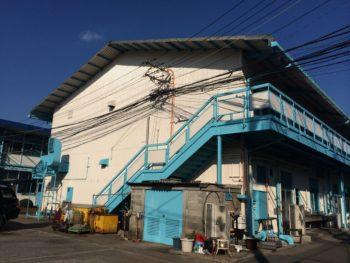 栃木県S様 協力事務所塗装工事【外壁・鉄部・土間・】