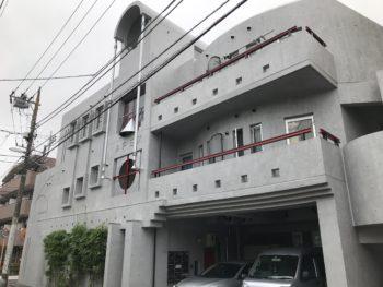 世田谷区G様ご自宅兼マンション コンクリート再生塗装