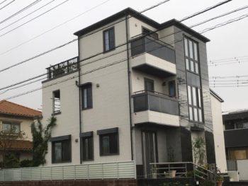 浦安市S様邸 屋根外壁塗装リフォーム