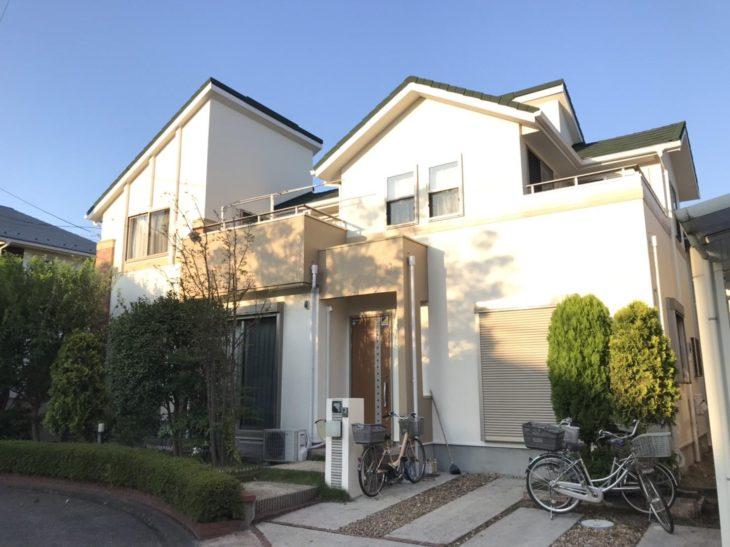 野田市S様邸 屋根カバー・外壁塗装リフォーム