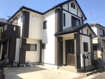 鎌ヶ谷市M様邸 屋根外壁塗装リフォーム