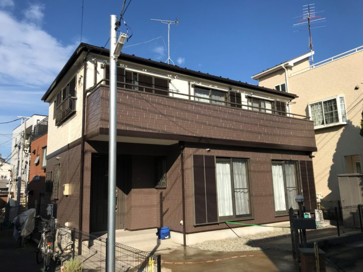 船橋市S様邸 屋根カバー・外壁塗装リフォーム