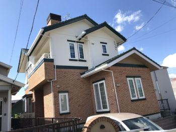 松戸市Y様邸 外壁塗装リフォーム
