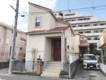 松戸市W様邸 屋根外壁塗装リフォーム