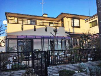 柏市T様邸 屋根外壁塗装リフォーム