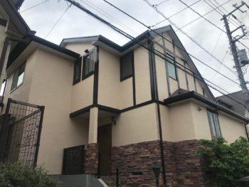 流山市S様邸 屋根外壁塗装リフォーム