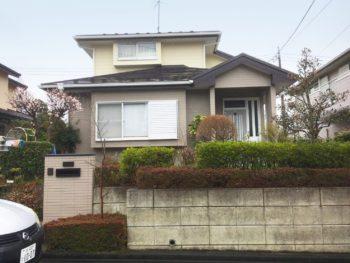 茨城県龍ヶ崎市K様邸 屋根カバー・外壁塗装リフォーム