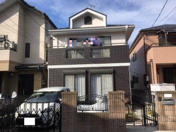 松戸市T様邸 屋根外壁塗装リフォーム