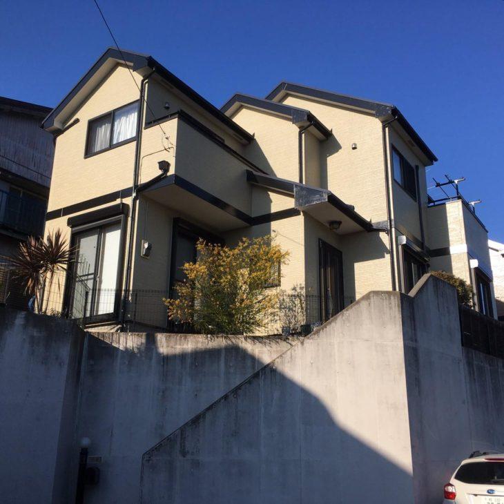 柏市H様邸 屋根外壁塗装リフォーム