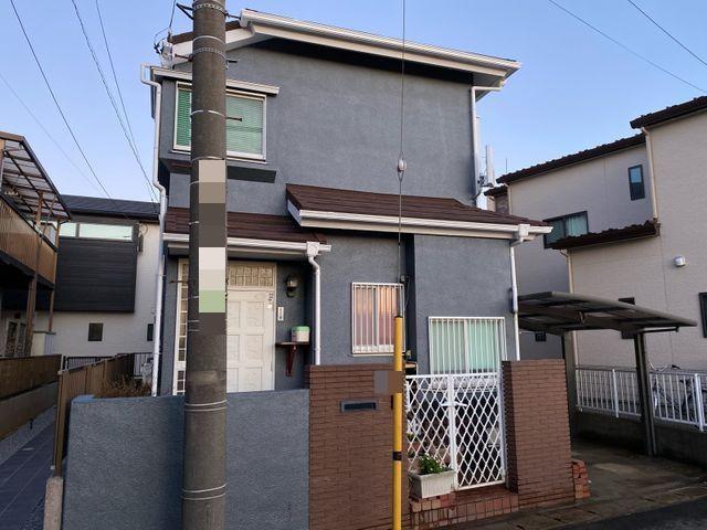 松戸市I様邸 屋根カバー・外壁塗装リフォーム