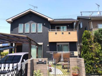 吉川市U様邸 屋根外壁塗装リフォーム
