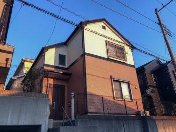 船橋市T様邸 屋根カバー・外壁塗装リフォーム