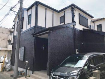 松戸市N様邸 外壁塗装リフォーム