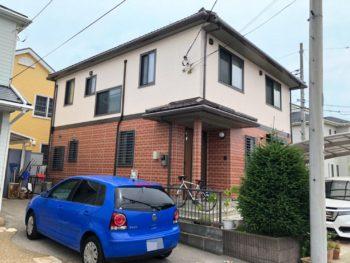 柏市N様邸 屋根外壁塗装リフォーム【ダブルタッチ】