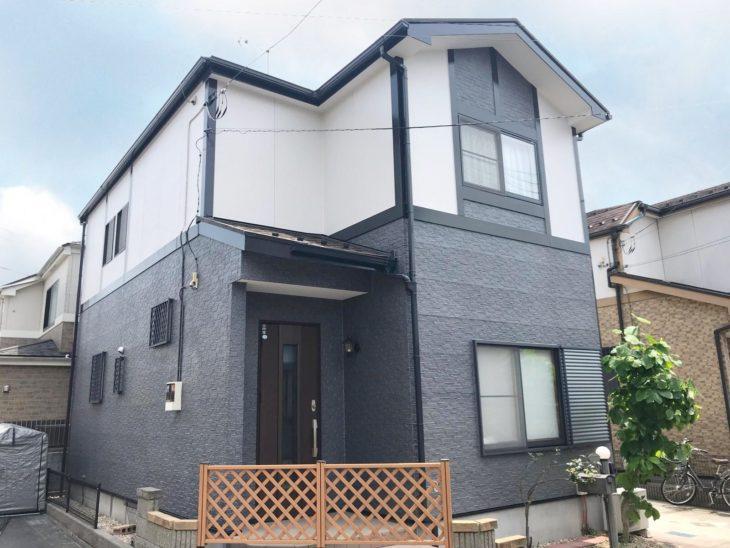松戸市M様邸 外壁塗装リフォーム