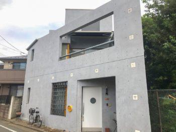 練馬区K様邸 コンクリート再生塗装