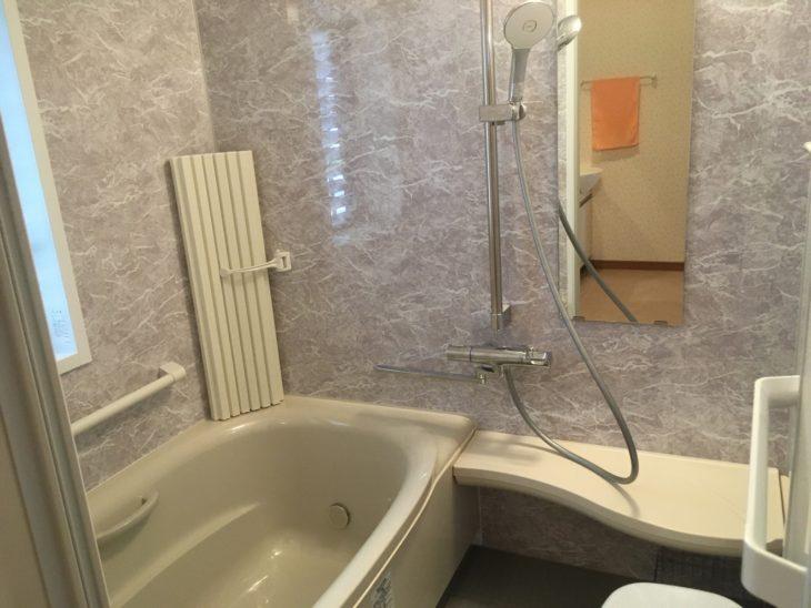松戸市M様邸 浴室リフォーム・給湯器交換