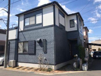 松戸市I様邸 外壁塗装リフォーム