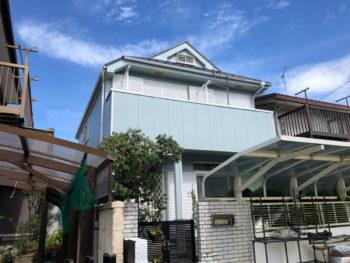 船橋市N様邸 屋根外壁塗装リフォーム