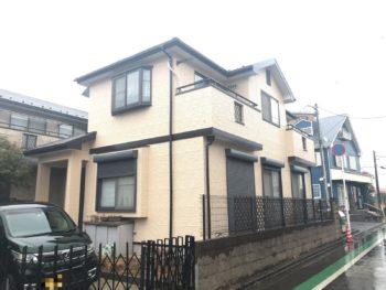 船橋市T様邸 屋根外壁塗装リフォーム