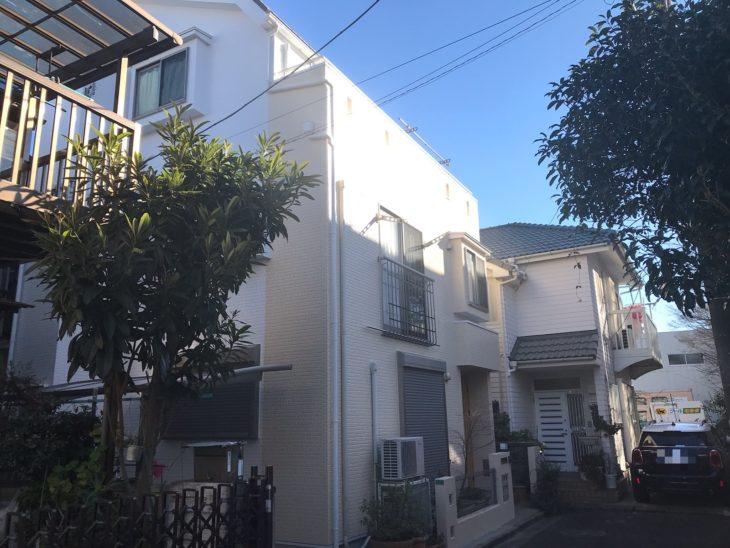 船橋市O様邸 屋根外壁塗装リフォーム