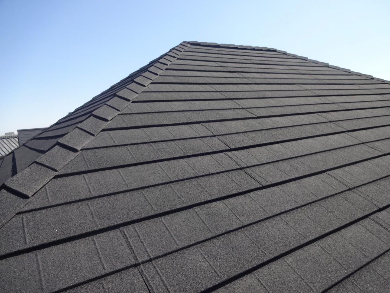 我孫子市にて屋根カバー・サイディング外壁塗装工事から2年点検