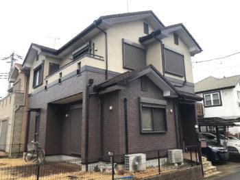 白井市K様邸 屋根カバー・外壁塗装リフォーム